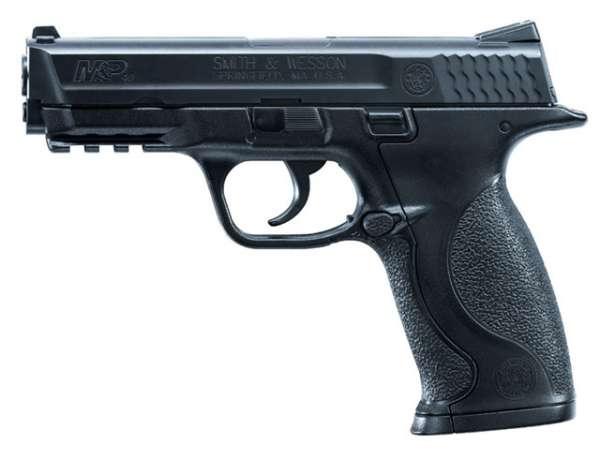 Smith & Wesson M&P Co2 Pistole, schwarz, 4,5mm BB