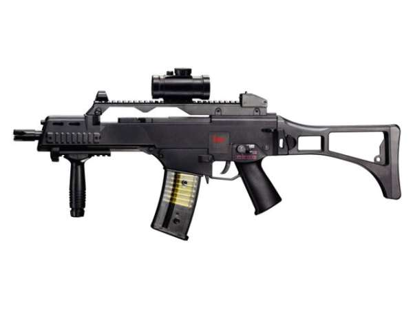 Heckler & Koch G36 C Full-Auto Softair Gewehr