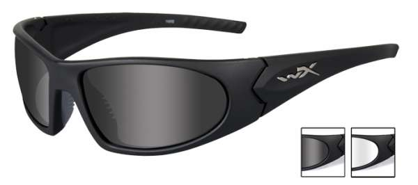 WileyX Romer 3 R: matt schwarz