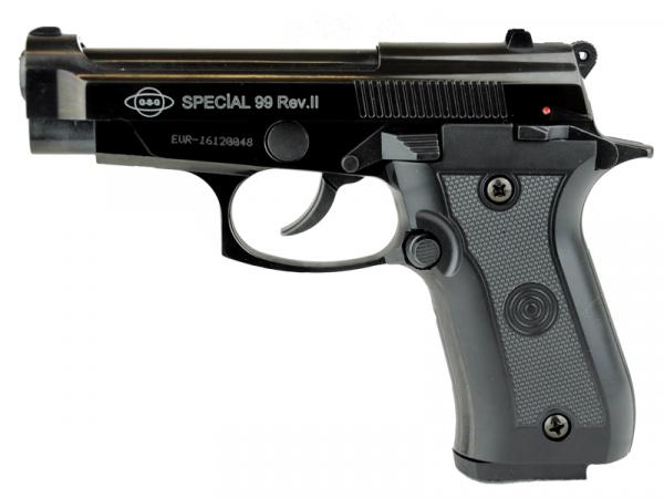 Schreckschusspistole Ekol Special 99 Rev. II 9mm P.A.K schwarz