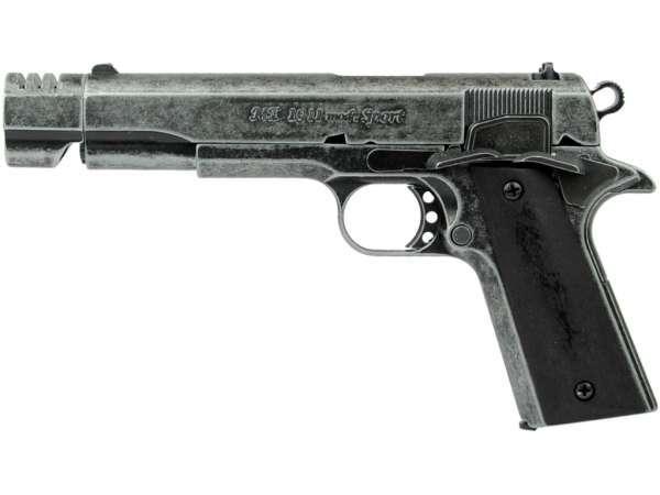 ME Mod. 1911 SPORT Schreckschuss Pistole Gas Alarm Signal Pistole 9 mm P.A.K. antik look HG