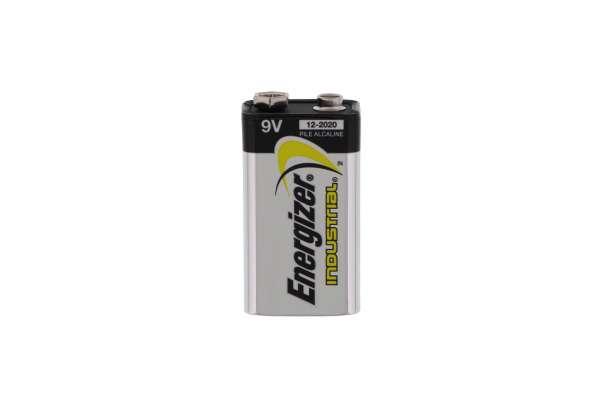 9 Volt Alkaline Batterie