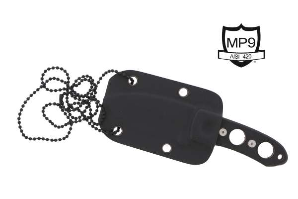 MP9 Neck Knife