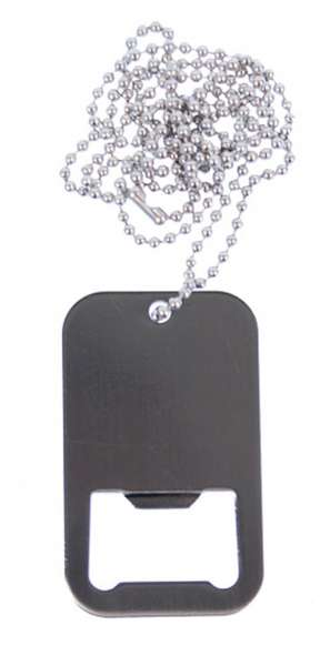 Dog Tags Flaschenöffner