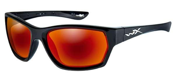 WileyX Moxy R: glänzend schwarz