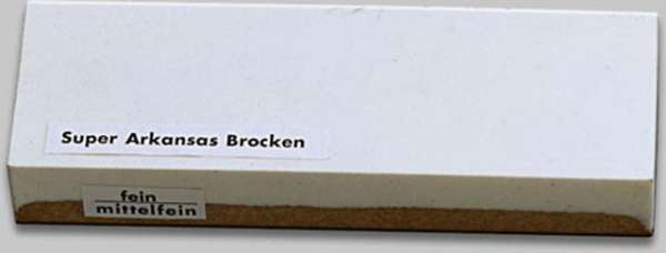 Super Arkansas Brocken, Korn 400, 100x50mm