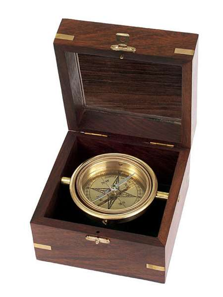 K&R Tischkompass 'San Juan'