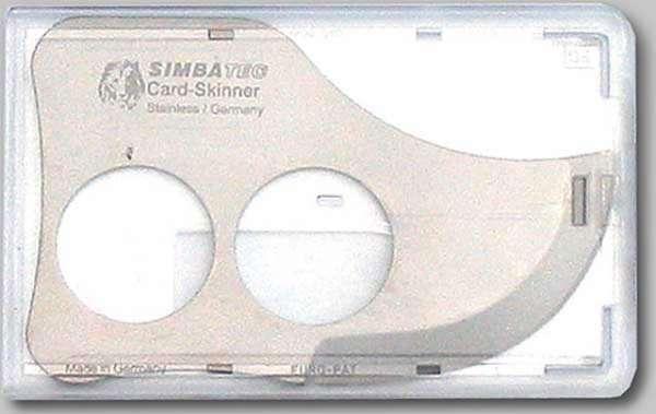 Simbatec Card-Skinner