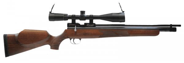 Pressluftgewehr Brocock Single Shot Concept Buche