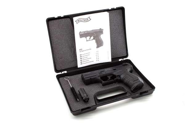 Walther P22 Schreckschuss-/ Reizstoff- / Signal- / Gas- Pistole