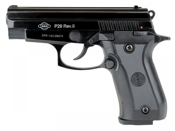 Schreckschusspistole Ekol P29 Rev. II 9mm P.A.K schwarz