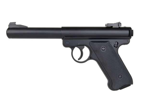 GSG MK1 Pistole GNBB Vollmetall Softair Pistole, Gas Non Blow Back, Kal. 6mm BB, > 0.5 Joule, ab 18 Jahren