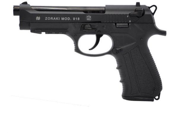 Zoraki 918 Schreckschusspistole / Gaspistole schwarz 9 mm P.A.K.
