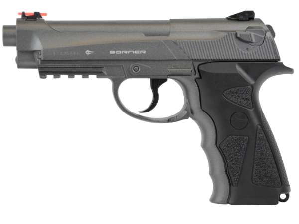 Borner Sport 306 M, CO2 Pistole, Air Pistol, 4,5mm (.177) BBs