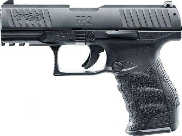 Walther PPQ M2, schwarz