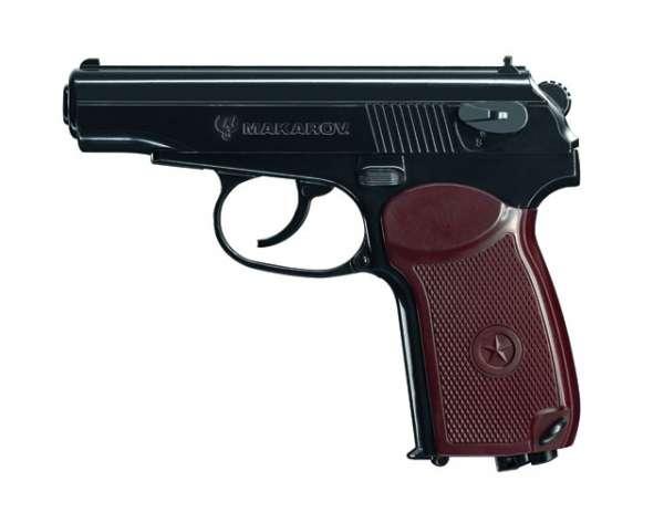 Makarov, Co2 Pistole, 4,5mm Stahl BB