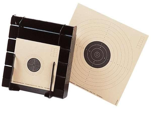 Luftdruck Zubehör Diana Scheibenkasten 420 universal für 10x10 - 14x14 Scheiben