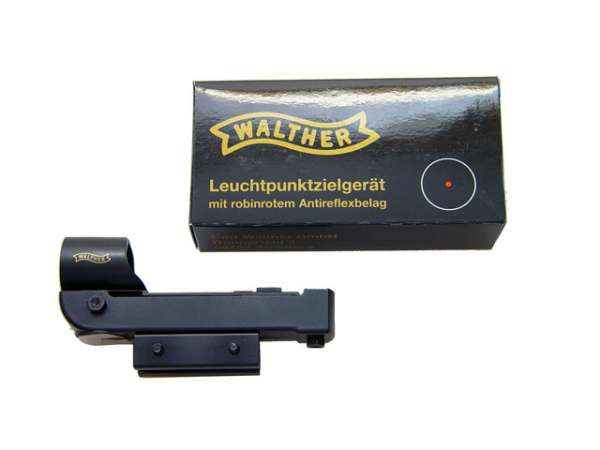 Walther Leuchtpunktzielgerät / Pointsight