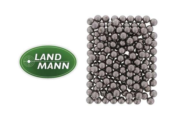 LANDMANN Steinschleuderkugeln 100er Pack 9 mm