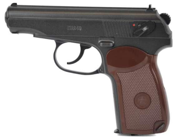 Borner PM49 CO2 Pistole, 4,5mm (.177) BBs