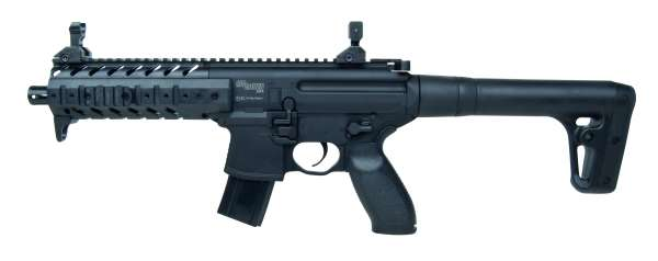 SIG SAUER MPX CO2 Luftgewehr 4,5 mm Diabolo