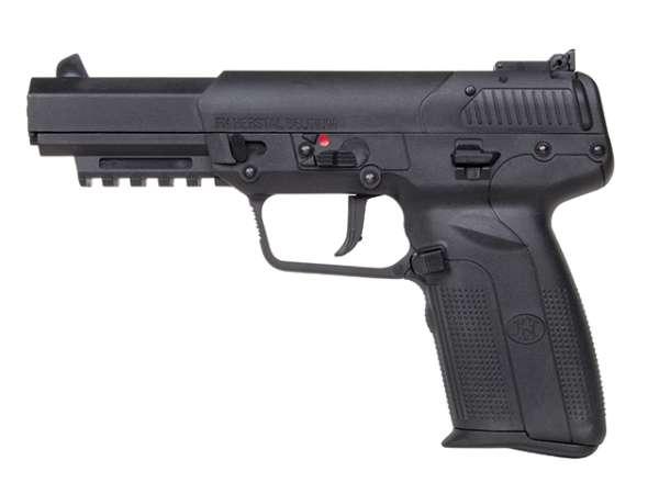 FN Five Seven GBB Softair Pistole, Gas Blow Back, Kal. 6mm BB, > 0.5 Joule, ab 18 Jahren
