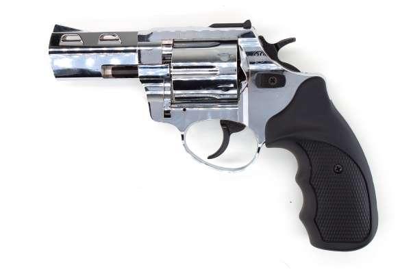 "Zoraki R1 2,5"" Schreckschuss Revolver Kaliber 9 mm R.K. chrom"