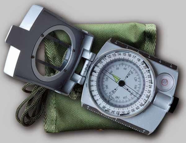 Survival Compass,Metallgehäuse