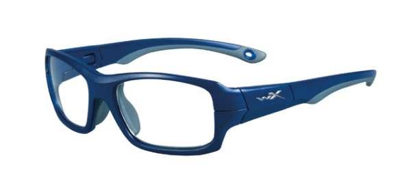 WileyX Fierce R: blau/grau