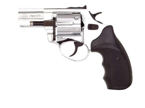 """Schreckschussrevolver GSG Viper 2,5"""" 9mm R Knall chrom"""