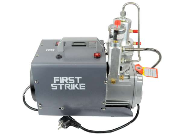 First Strike Kompressor Mini mit Auto Stop 300 bar (Foto 1)