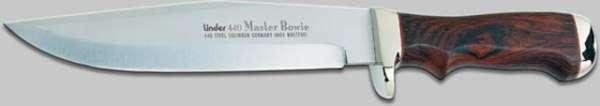 Master Bowie II, 440 rostfr., Klinge 20 cm