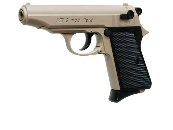 Schreckschusspistole ME 9 Para 9mm P.A.K. sand