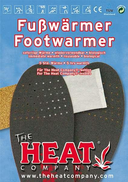 Heat Fußwärmer, 1 Paar