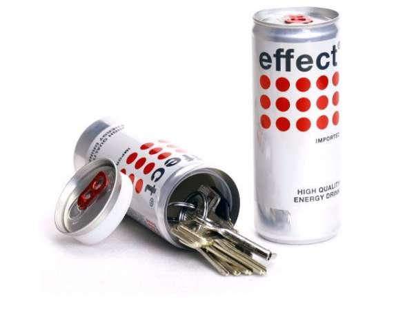 Dosensafe / Dosentresor Effect Energy mit Geheimfach