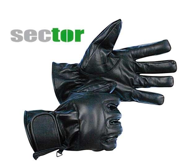 sector Einsatzhandschuhe mit Metallstaubfüllung