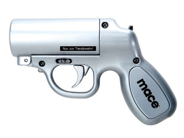 Mace Pepper Gun m. Stroboskoplicht