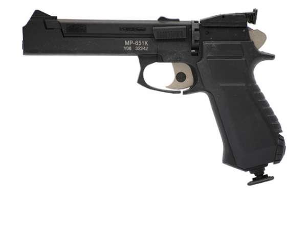 Luftpistole Baikal MP-651K Kal. 4,5 mm