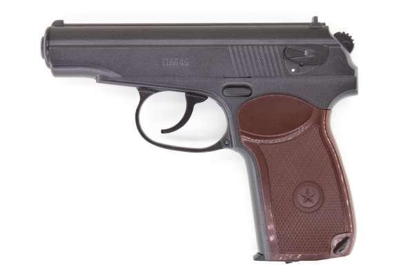 Borner PM49 CO2 Pistole BB Gun 4,5 mm (.177)