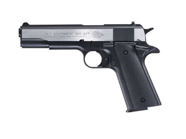 Colt Government 1911 A1 / Dark Ops Gaspistole