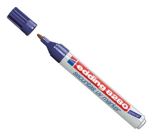 Edding Securitas UV Marker