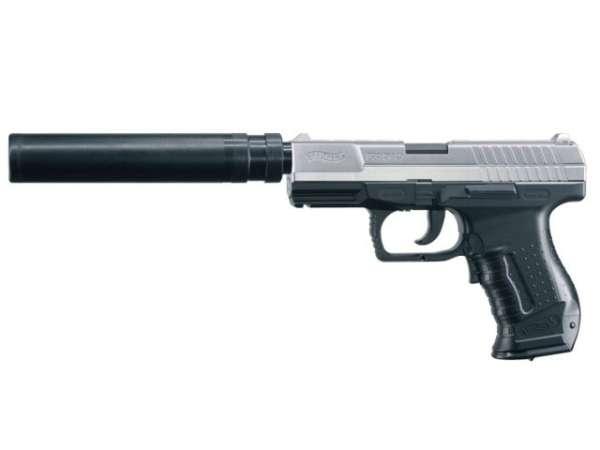 Walther P99 DAO XTRA Kit Softair Pistole
