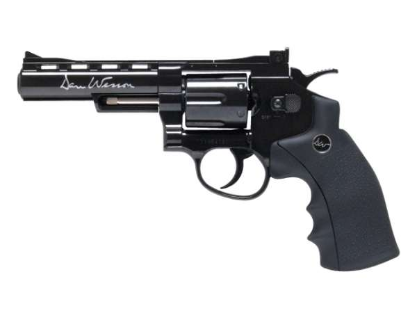 "Dan Wesson 4"" CO2 NBB"
