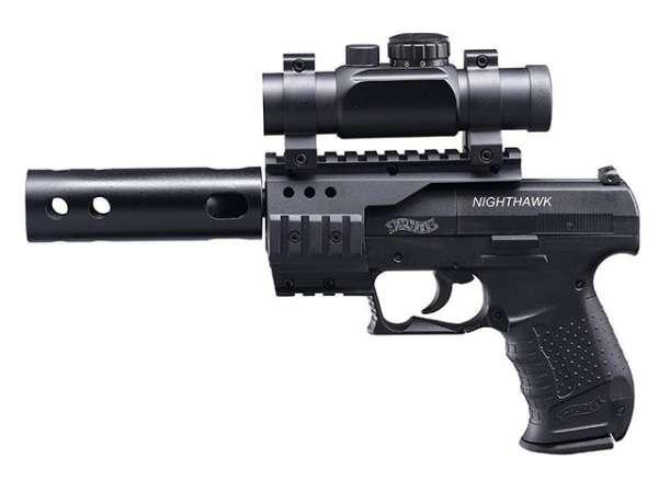 Walther Nighthawk, schwarz