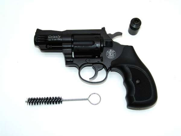 Smith & Wesson Grizzly 9mm Gasrevolver
