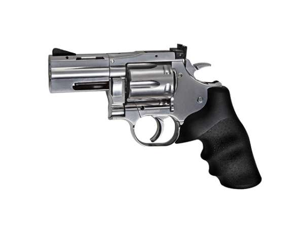 "Dan Wesson 715 2.5"" CO2 NBB silber"