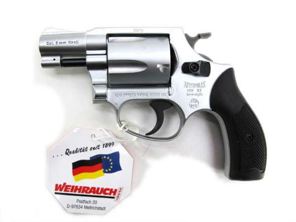 Weihrauch HW 88 Super Airweight stainless look