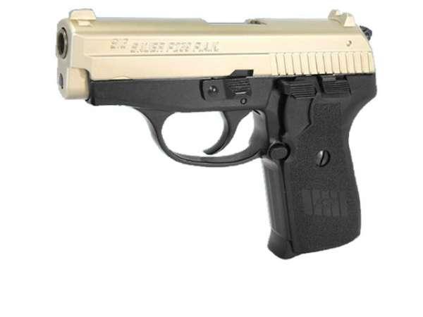 Schreckschusspistole Sig Sauer P239 9mm P.A.K. bicolor