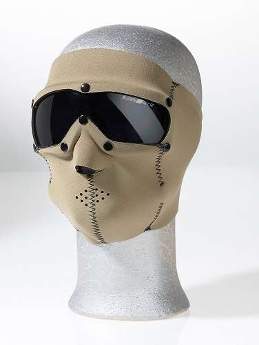S.W.A.T. Mask by Swiss Eye