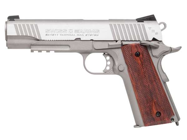 Swiss Arms P1911 CO2 BlowBack